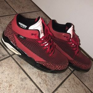 Jordan Shoes.  WORN ONCE.